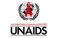 UN AIDS Logo